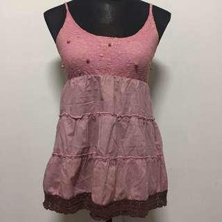 Summer Lace / Crochet Top