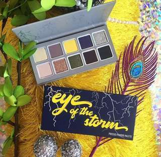 Instock Kylie Cosmetics EYE OF THE STORM | KYSHADOW PALETTE