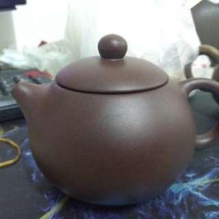 宜興 紫砂 茶壺 密封度佳