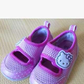 二手女寶鞋