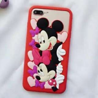 Mickey&Minnie Phone殼