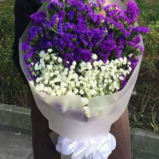 Flower Bouquet∕Hand Bouquet∕Birthday Bouquet∕Anniversary Bouquet∕Proposal Bouquet - 2D7F5