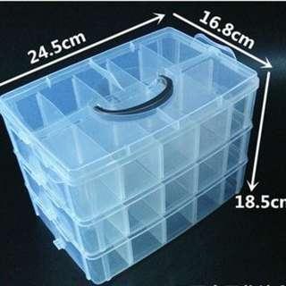 BN M size 3 tier Storage Box