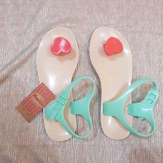 Zhoelala sandals