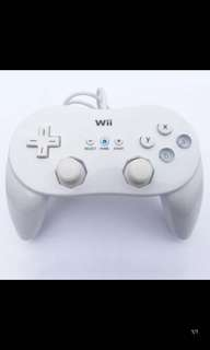 Wii / Wiiu Remote Controller (3rd party)