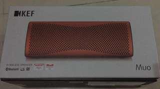 KEF MUO wireless speaker
