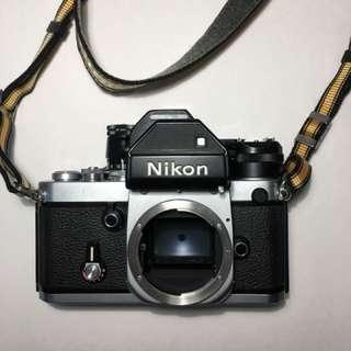 Nikon F2-S