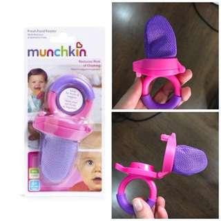 Munchkin Fresh Food Feeder - Purple
