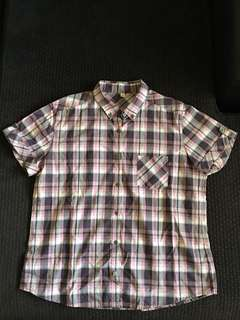 Final Sale! Uniqlo Checkered Shirt