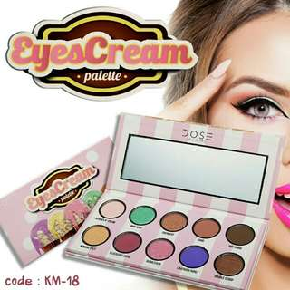 DOSE Ice Cream Palette