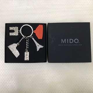 Mido keychain
