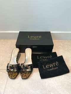 Lewre sandals heels