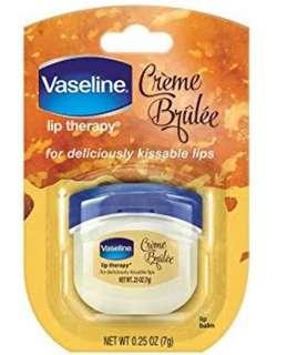 Vaseline Creme Brulee