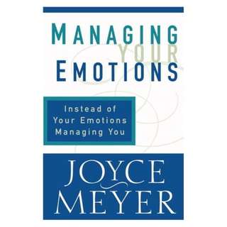 [eBook] Managing Your Emotions - Joyce Meyer