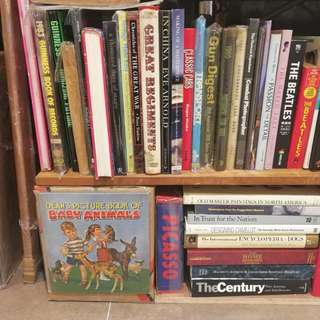 Old books for collectors. Check at 2 Havelock Rd, 03-27/28/29. Near Chinatown n Clarke Quay mrt