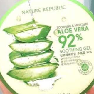 Aloe vera 92% shooting gel-ORI