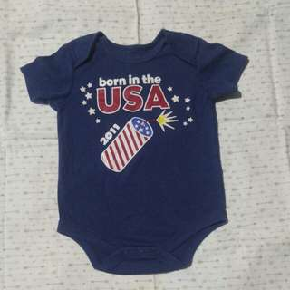 Faded Glory Onesie 12mos on tag