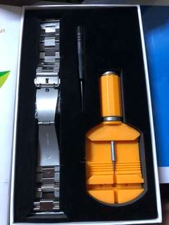 Apple Watch Band Stainless Steel with Kit 38mm