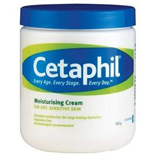 Cetaphil Moisturizing Cream 566g 20oz