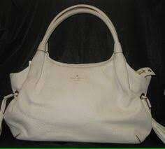 Auth Kate Spade New York Southport Stevie Bag not Coach Dooney Kors Lacoste Rabeanco