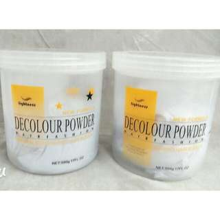 Hair bleach 500g