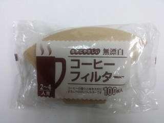 咖啡瀘紙100張