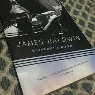 Giovanni's Room (by: James Baldwin)