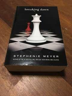 Twilight Saga: Breaking Dawn by Stephenie Meyer