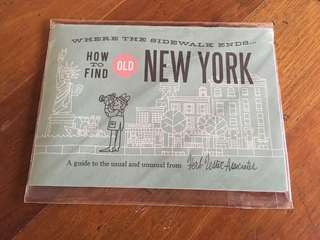 #wallfleurtravels: How to Find Old New York (Herb Lester Assoc.)