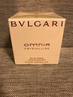 Bvlgari OMNIA spray香水🌸