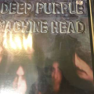 Deep purple machine head LP