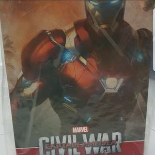 Hot Toys Civil war ironmam mark 46