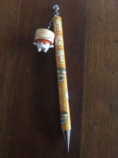 #wallfleurtravels: Din Tai Fung Xiao Long Bao Dumplings Mechanical Pencil