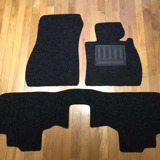 BMW X1 (F48) Car Floor Mats