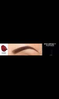 Anastasia eyebrow auburn