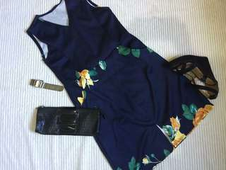 Plus size dress- L and XL