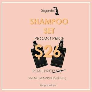 *MARCH PROMOTION* SugarDoll Hair Care Set