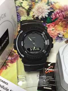 Casio G Shock G100BB
