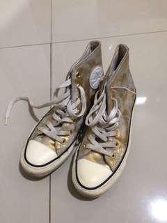 Converse High Gold