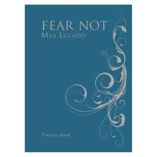 [eBook] Fear Not - Max Lucado