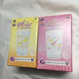 Glass - SAILORMOON KUJI ~pajama party~ 25th Anniversary