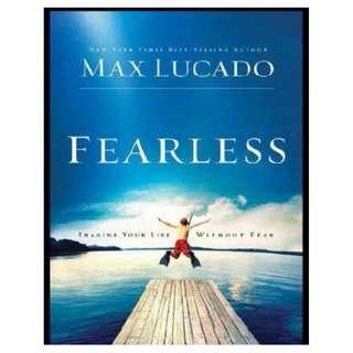 [eBook] Fearless - Max Lucado