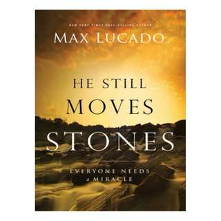 [eBook] He Still Moves Stones - Max Lucado
