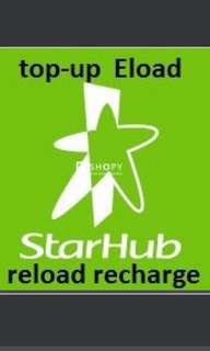 Top up data/prepaid all operator 👍
