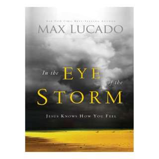 [eBook] In the Eye of the Storm - Max Lucado