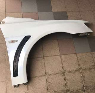 Mitsubishi Evolution X right side fender