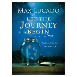 [eBook] Let the Journey Begin - Max Lucado