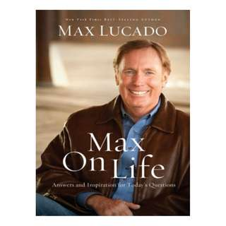 [eBook] Max On Life - Max Lucado