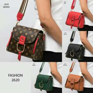 [FASHION BAG 2620] Tas Fashion Wanita Impor Murah
