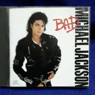 MICHAEL JACKSON (BAD ) ALBUM( First Batch  )